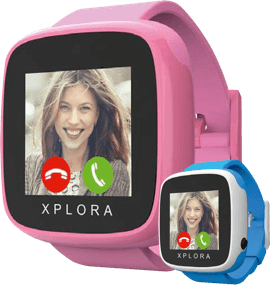 XPLORA GO Kids Watch