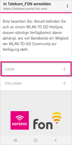 Wlan To Go Anmeldung Hotspots Telekom Hilfe
