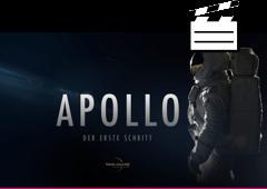 Fliege mit Apollo zum Mond