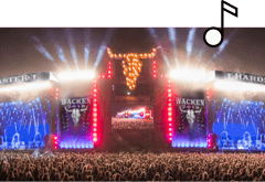 Musikgenuss in 360 Grad