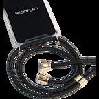Necklacy Case Samsung Galaxy S10+ - Elegant Schwarz 99930011 kategorie