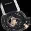 Necklacy Case Samsung Galaxy S10+ - Elegant Schwarz 99930011 vorne thumb