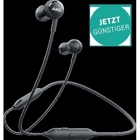 AKG Y100 Wireless In-Ear Bluetooth-Kopfhörer - Schwarz 99929440 vorne