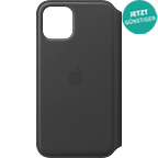 Apple Leder Folio Case iPhone 11 Pro - Schwarz 99929809 kategorie