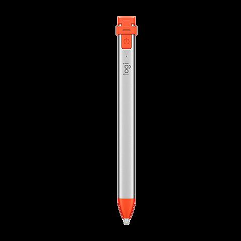 Logitech Crayon Digital-Zeichenstift - Silber 99930177 vorne