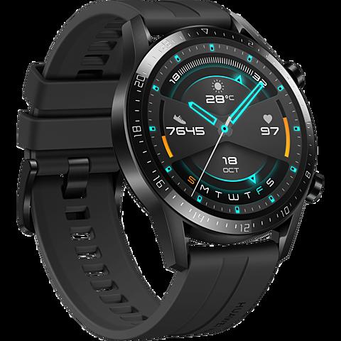 HUAWEI Watch GT 2 - Schwarz 99930198 seitlich