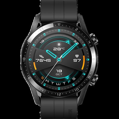 HUAWEI Watch GT 2 - Schwarz 99930198 vorne
