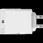 xqisit Ladegerät 2,4A Single USB-A - Weiß 99929859 kategorie