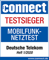 Connect Testsieger Januar 2019
