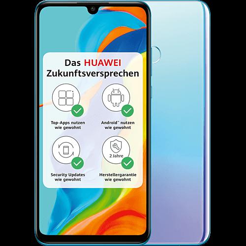 HUAWEI P30 lite New Edition Breathing Crystal Vorne und Hinten