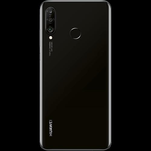HUAWEI P30 lite New Edition Midnight Black Hinten