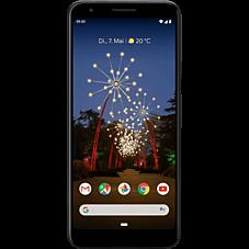 Google Pixel 3a Just Black Katalog