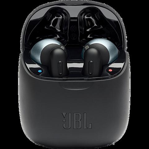 JBL Tune 220 TWS  In-Ear Bluetooth-Kopfhörer - Schwarz 99930363 seitlich