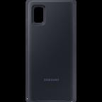 Samsung Silicon Cover Galaxy A51 - Schwarz 99930308 kategorie