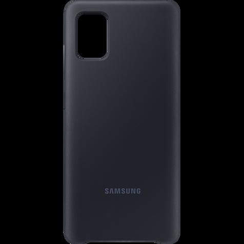 Samsung Silicon Cover Galaxy A51 - Schwarz 99930308 hero