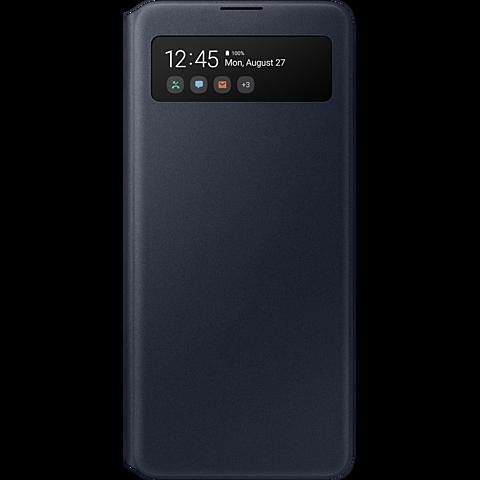 Samsung S-View Wallet Cover Galaxy A51 - Schwarz 99930309 vorne