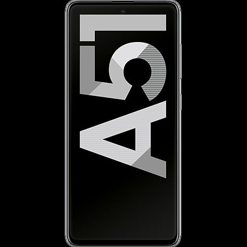 Samsung Galaxy A51 Prism Crush White Vorne
