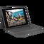 Logitech Rugged Schutzhülle Apple iPad (7. Generation) - Schwarz 99930305 vorne thumb