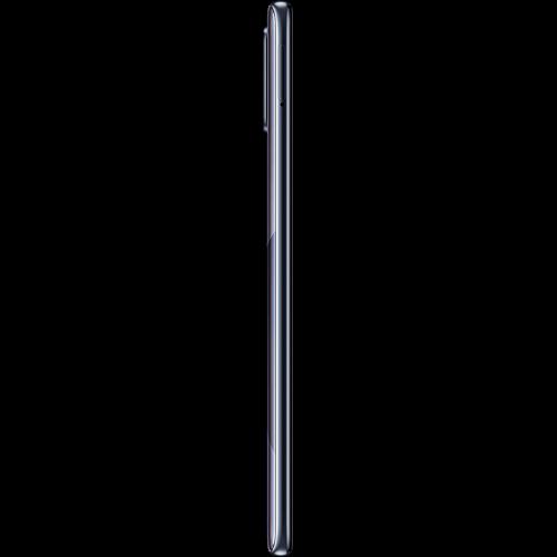 Samsung Galaxy A71 Prism Crush Black Seite