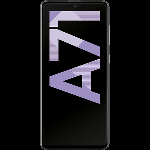 Samsung Galaxy A71 Prism Crush Black Vorne
