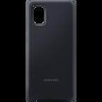 Samsung Silicone Cover Galaxy A71 - Schwarz 99930310 kategorie