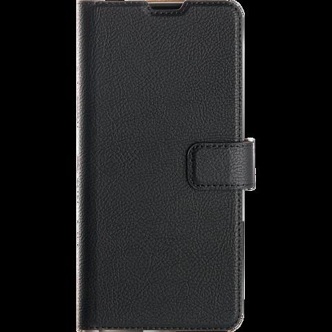 xqisit Slim Wallet Selection Samsung Galaxy A71 - Schwarz 99930317 vorne