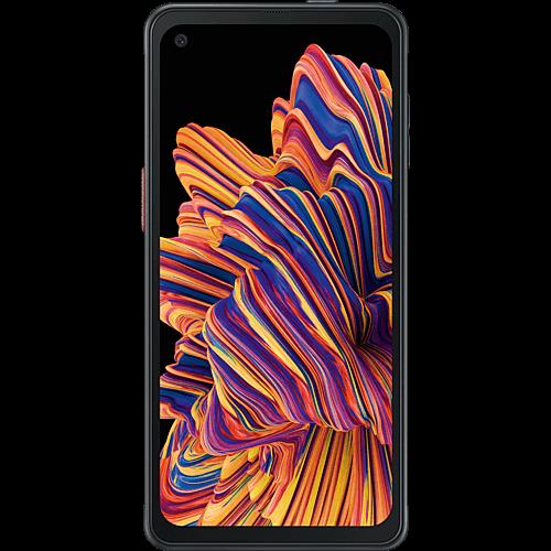 Samsung Galaxy Xcover Pro Enterprise Edition Black Vorne