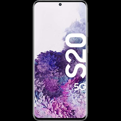 Samsung Galaxy S20 5G Cosmic Gray Vorne