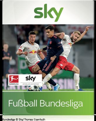 Sky Fußball-Bundesliga Paket