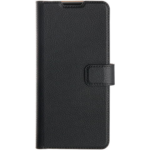 xqisit Slim Wallet Selection Samsung Galaxy S20 - Schwarz 99930333 vorne
