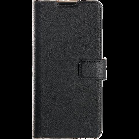 xqisit Slim Wallet Selection Samsung Galaxy S20+ - Schwarz 99930347 vorne