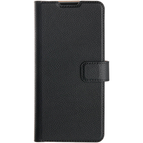 xqisit Slim Wallet Selection Samsung Galaxy S20 Ultra - Schwarz 99930330 vorne