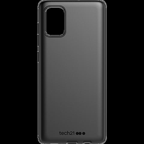 Tech21 Studio Colour Hülle Samsung Galaxy A71 - Schwarz 99930475 vorne