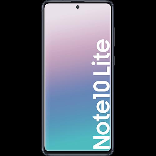 Samsung Galaxy Note10 Lite Aura Black Vorne