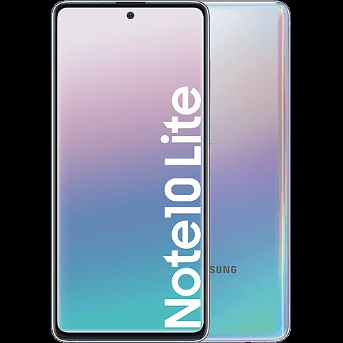 Samsung Galaxy Note10 Lite Aura Glow Vorne und Hinten