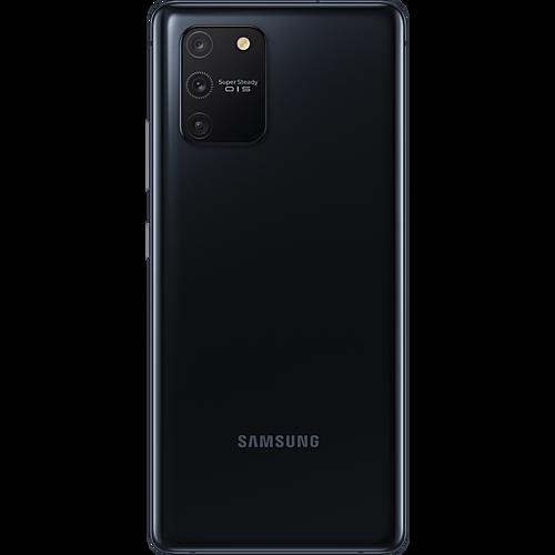 Samsung Galaxy S10 Lite Prism Black Hinten