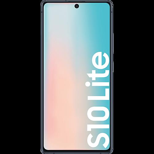 Samsung Galaxy S10 Lite Prism Black Vorne