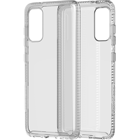 Tech21 Pure Clear Hülle Samsung Galaxy S20 - Transparent 99930496 hinten