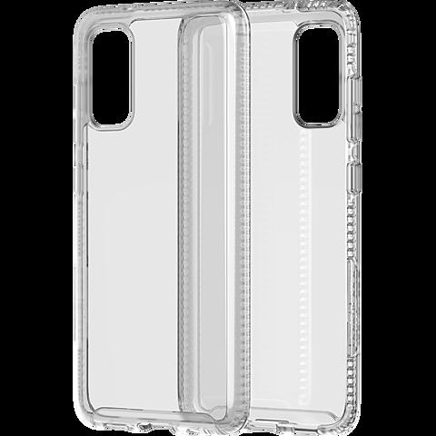 Tech21 Pure Clear Hülle Samsung Galaxy S20+ - Transparent 99930499 hinten