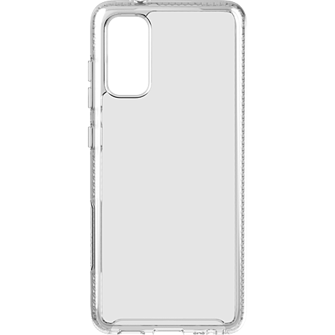 Tech21 Pure Clear Hülle Samsung Galaxy S20+ - Transparent 99930499 vorne