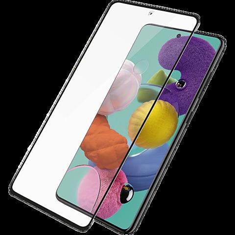 PanzerGlass Display Glas Samsung Galaxy A51 99930323 vorne