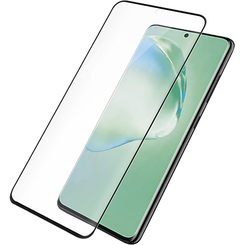PanzerGlass Display Glas Samsung Galaxy S20+ - Transparent 99930331 vorne