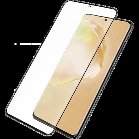 PanzerGlass Display Glas Samsung Galaxy S20 Ultra - Transparent 99930335 vorne
