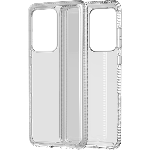 Tech21 Pure Clear Hülle Samsung Galaxy S20 Ultra - Transparent 99930493 hinten