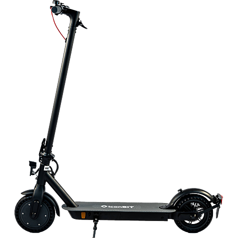 IconBit City Kick Scooter - Schwarz 99930504 hero