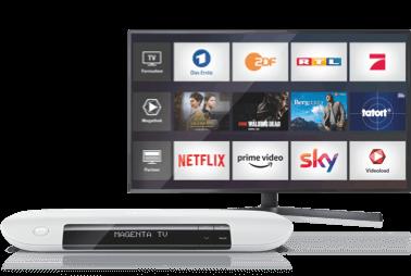 MagentaTV für alle Geräte