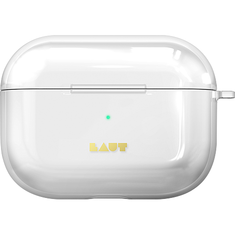 LAUT Crystal-X Case Apple AirPods Pro Ladecase - Transparent 99930622 hero