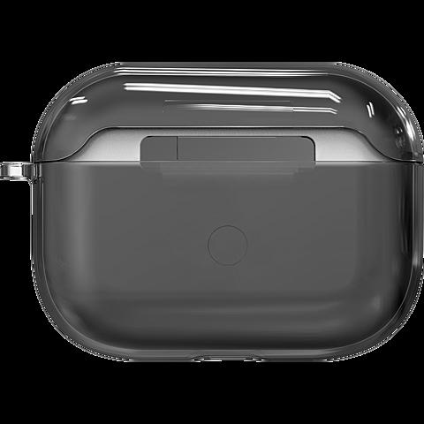 LAUT Crystal-X Case Apple AirPods Pro Ladecase - Schwarz 99930623 hinten