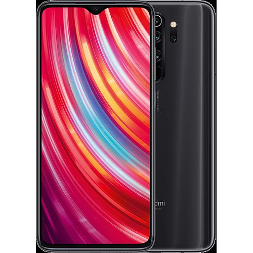 Xiaomi Redmi Note 8 Pro Mineral Grey Vorne und Hinten