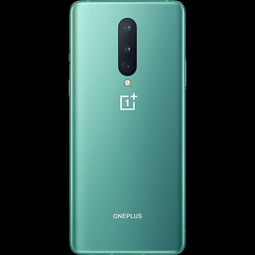 OnePlus 8 Glacial Green Hinten